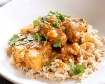 Filet de atún al curry